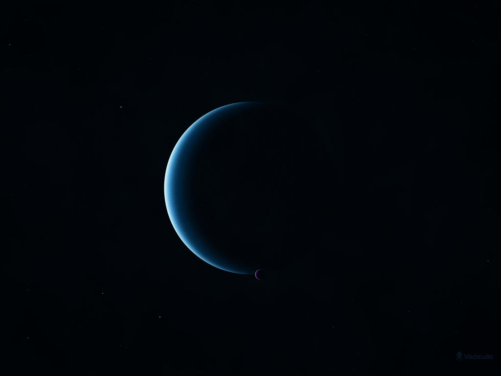 voyager 2 neptune triton - photo #17