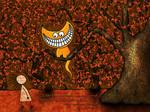 Alice in Wonderland - A Cheshi