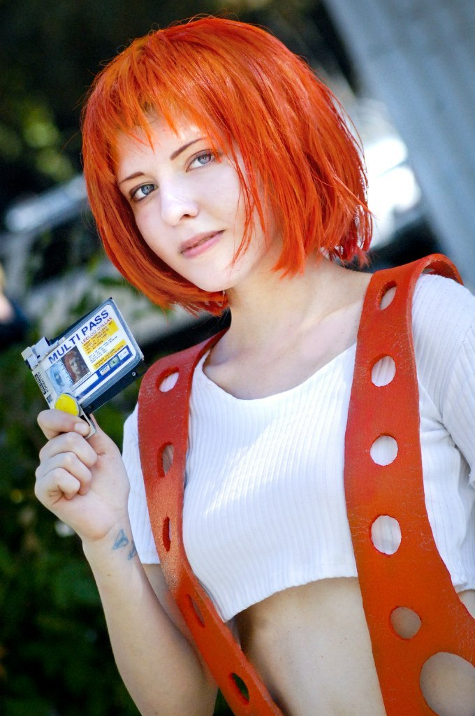 image Fifth element leeloo dallas fucks herself in the ass