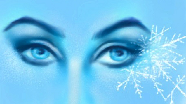 Winter Eyes by somisistaA