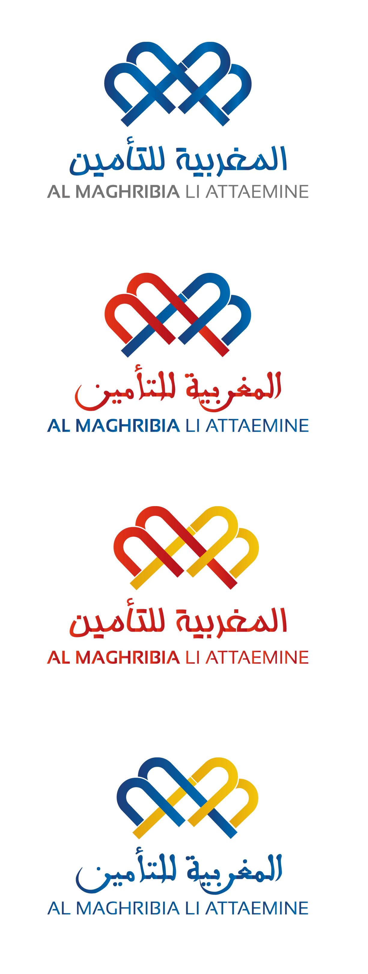تصميم لوجو لشركة المغربية للتأمين