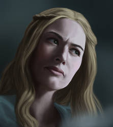 Cersei Lannister by Miss-Crane