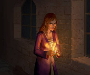 Candlelight by Miss-Crane