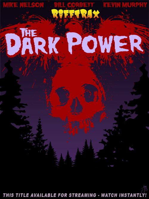 DarkPower Poster by martianink