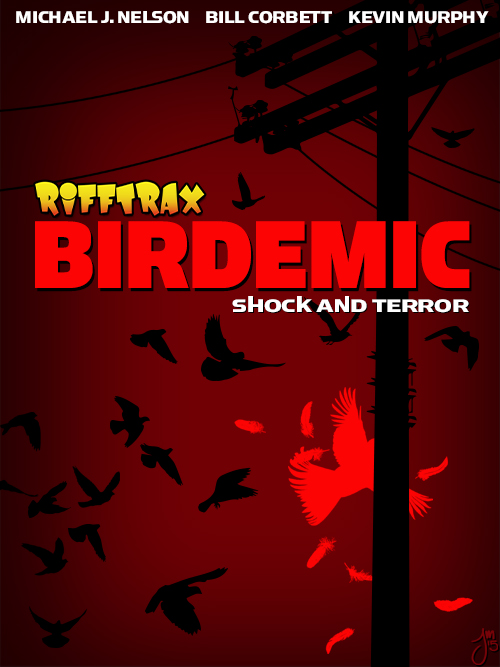 Birdemic by martianink