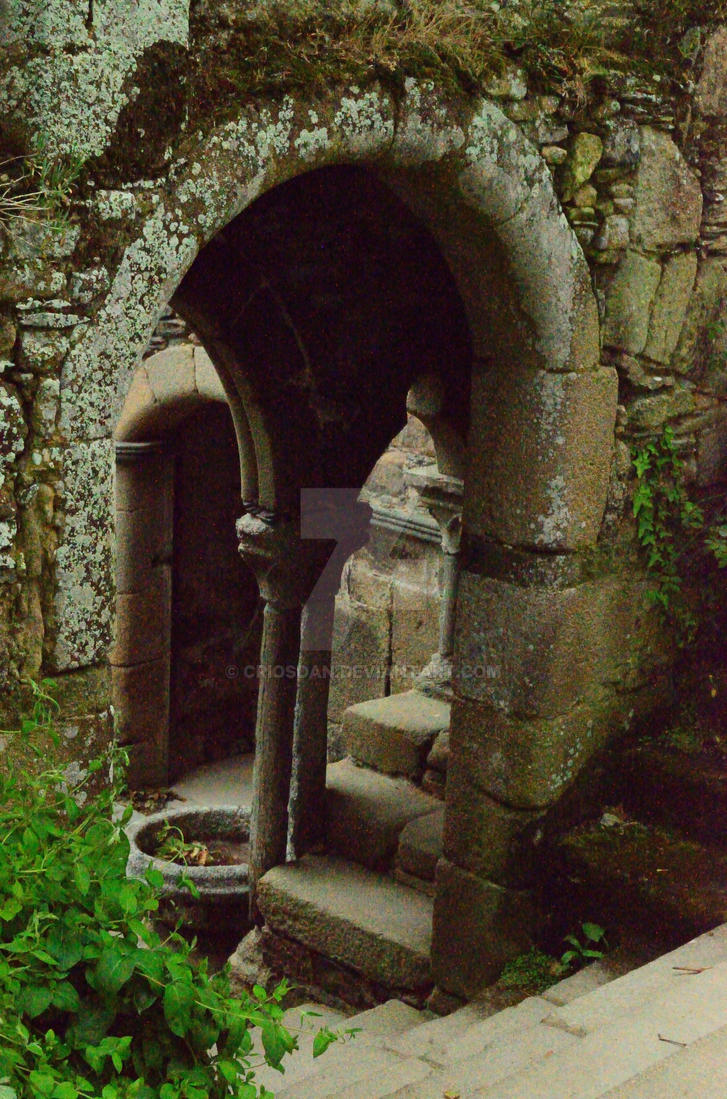 L'Abbaye de Beauport by Criosdan
