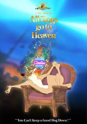 All Dogs Go To Heaven - Poster