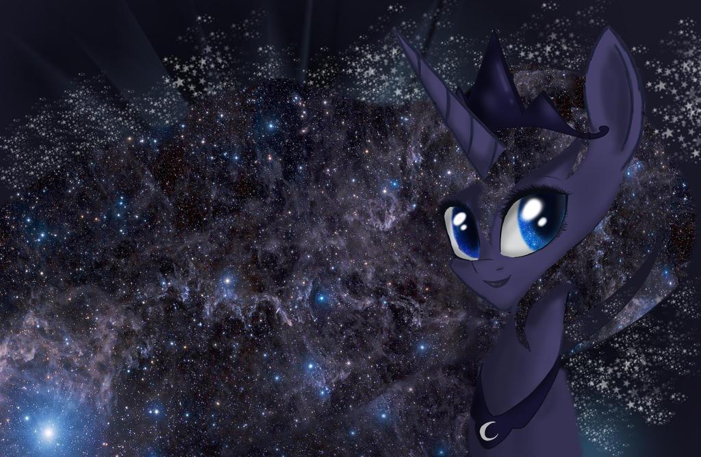 Lunar Princess by SilberSternenlicht