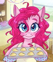 Baker Pie by SilberSternenlicht