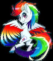 RD rainbow power by SilberSternenlicht