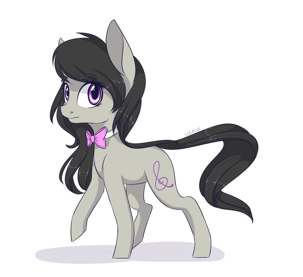 Pony10 - Octavia by SilberSternenlicht