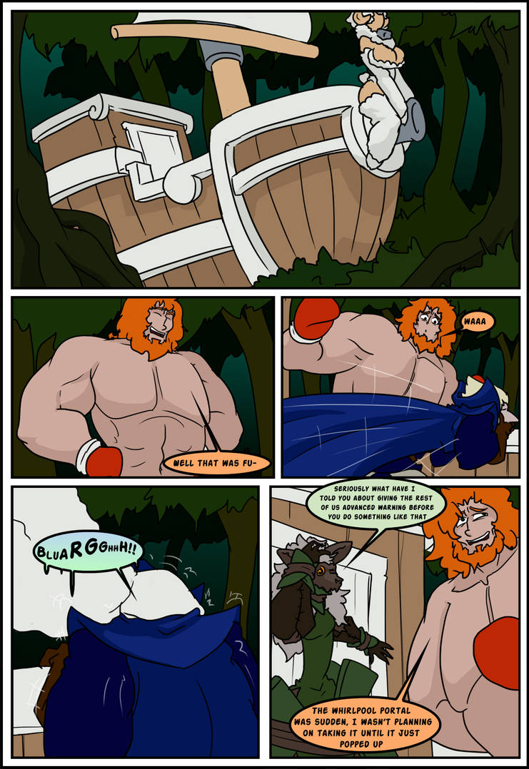 overlordbob webcomic page354 by imric1251