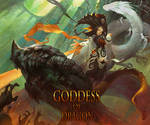Goddess of dragon.
