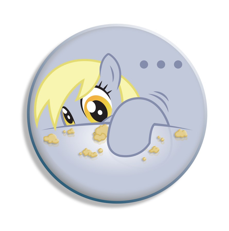 Derpy (... Muffins?) by slaugthervk