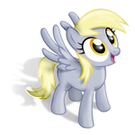Derpy looks to the firmament