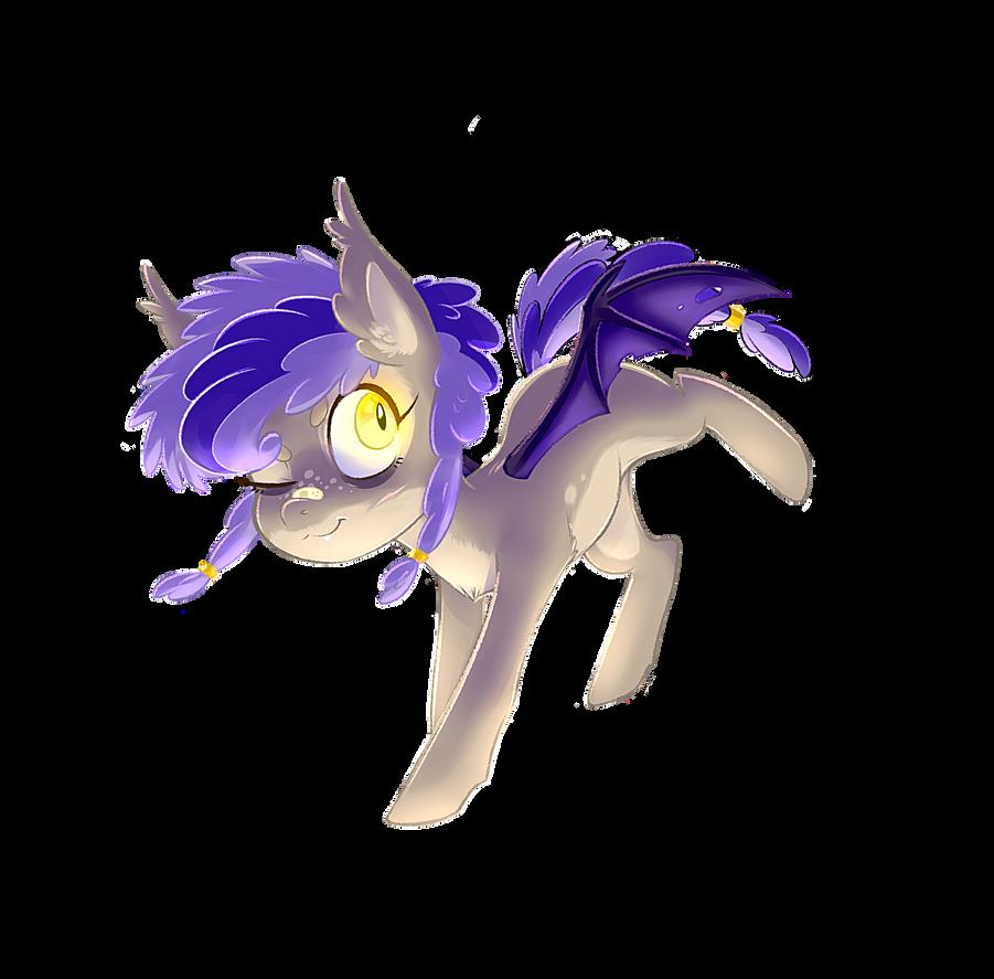 cute_bat_pony_comission_by_terkatoriam-d