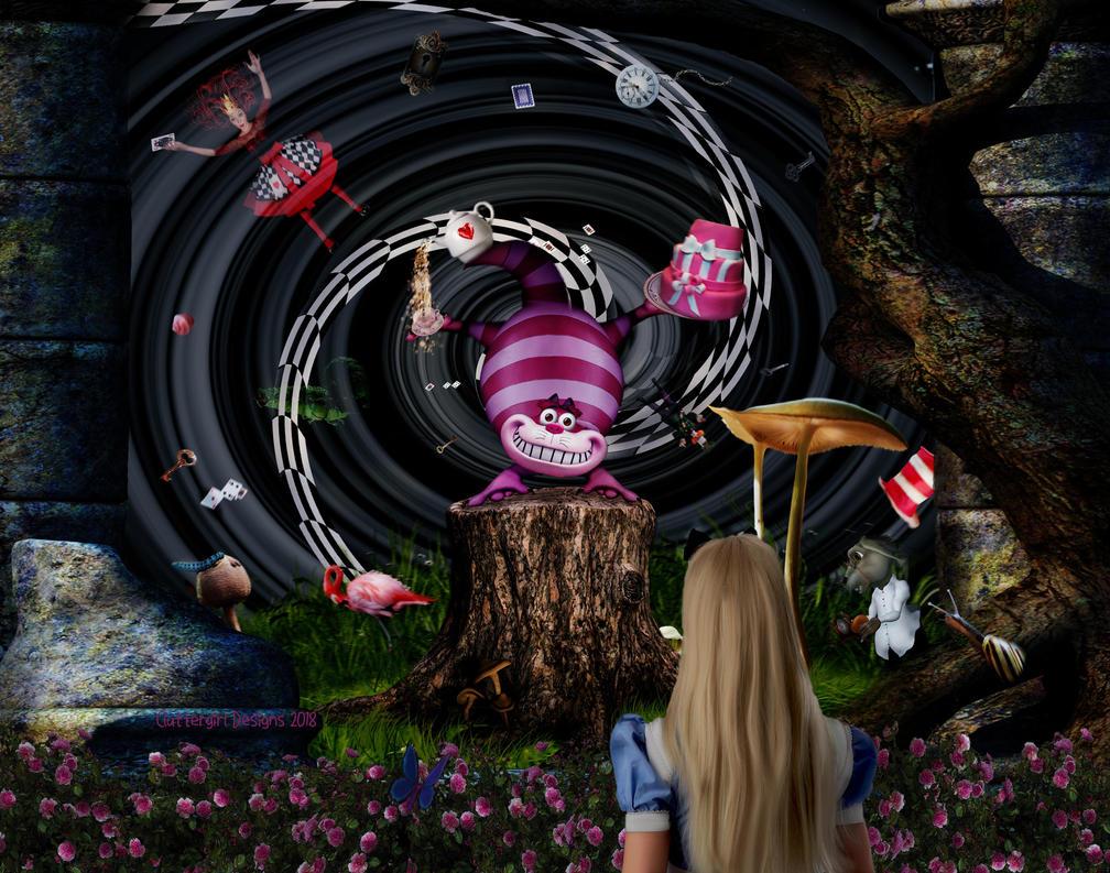 The Wonder of Wonderland by cluttergirl