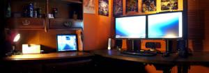 Workspace Panorama