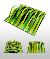 Essence of Grass - Assemblage by JustMarDesign