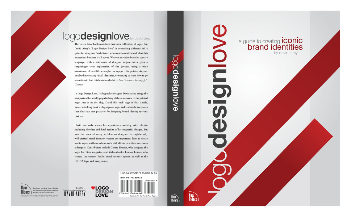 Book Cover Redesign by JustMarDesign