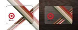 Target Giftcard Design
