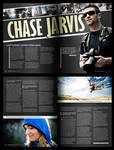 Chase Jarvis Editorial Design