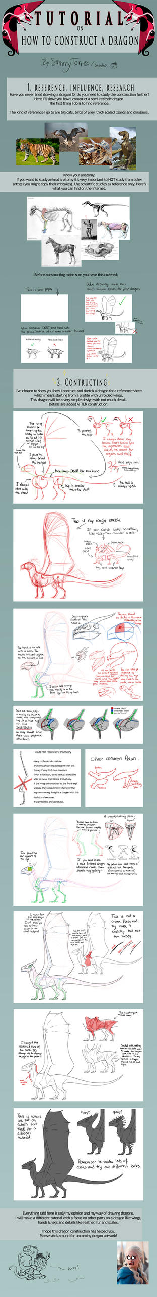 TUTORIAL: How to Construct a Dragon by SammyTorres