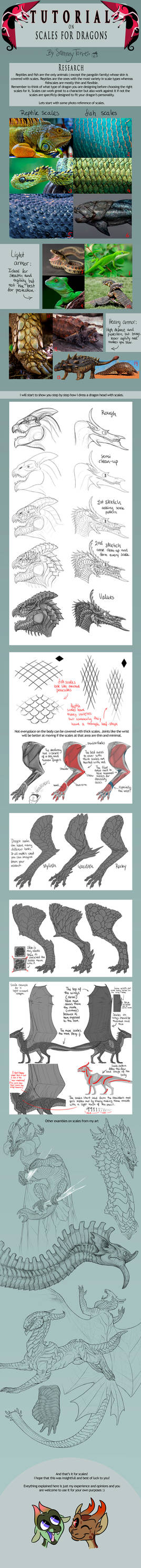TUTORIAL: Scales for Dragons