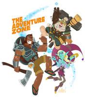 The Adventure Zone by SammyTorres