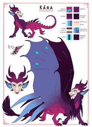 Dragonsona - Kara by SammyTorres