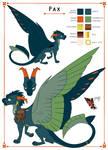 Dragonsona - Pax