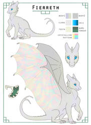 Dragonsona - Fierreth by SammyTorres