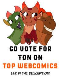 Vote for TDN! by SammyTorres