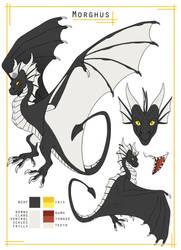 Dragonsona - Morghus by SammyTorres