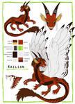 Dragonsona - Kailian by SammyTorres