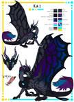 Dragonsona - Kai by SammyTorres