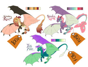 Dragon Adopts - Batch 1