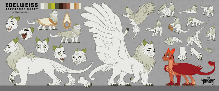 Edelweiss - Reference Sheet