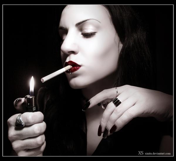 La femme fatale by Xinita on DeviantArt