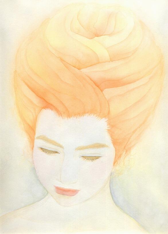 She's a rose by misaonobaka