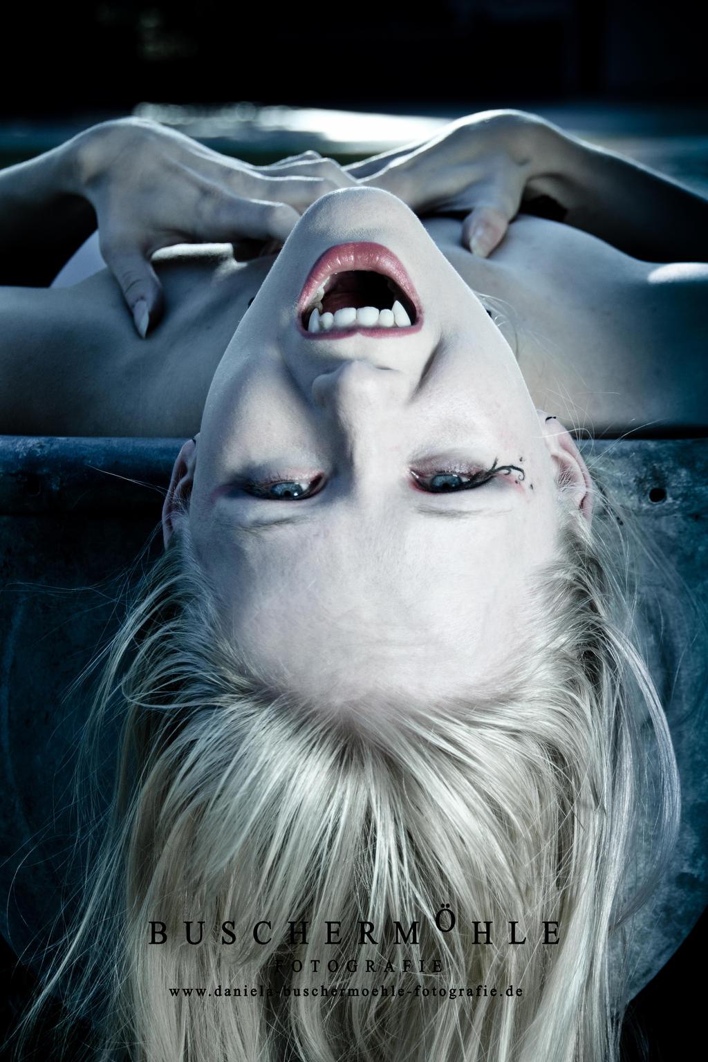 Vampire's Warning by buschermoehle-photo