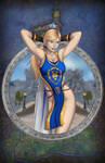 Human Pin-up: Warcraft