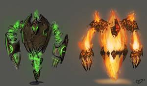 T.Rev: Elemental Concept