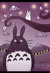 Sketches 4: Totoro