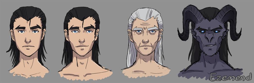 Ezemend Dragonborn by Blue6