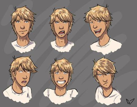 Sam Expression Sketch