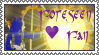 Foreseen Stamp 001 by LiveOnShadow