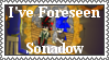 Foreseen Stamp 003 by LiveOnShadow