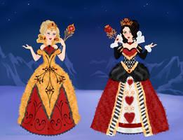Wonderland Queens of the Deck (Part 1)