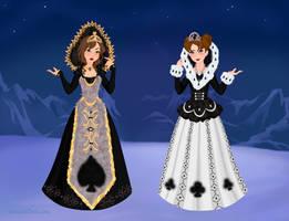 Wonderland Queens of the Deck (Part 2)